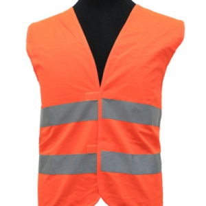 Сигнальный жилет 120 г. (оранжевый)